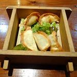 中国料理ふくふく - 揚げ餃子(5個 320円)