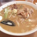 麺人 しょう太郎丸 - もつ味噌らーめん(800円)