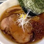 麺屋 あさ蔵 - しょうゆ