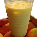 冰冰花 - 超熟アップルマンゴーミルク 350円