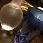 大鍋や - 惣花 純米吟醸 冷酒(¥780)
