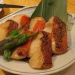 日本酒バル富成喜笑店 - 金目鯛の味噌焼き