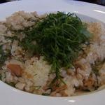 鳥あえず - 料理写真:梅しそ焼き飯(890円)