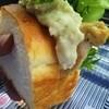 フジサキ - 料理写真:若鶏のジューシーチキンサンド