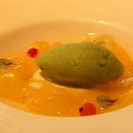 アルマーニ リストランテ銀座 - ランチコース デザート
