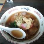 樺太屋 - 料理写真:チャーシューメン
