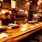 福助 大阪ホルモン - カウンターのみで1日数組限定なので早めの予約がオススメです。