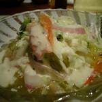 和どころ もり - サラダ
