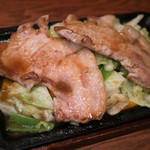 デルムンド - ポークと野菜のじゅうじゅう焼きセット