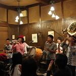 カフェ サルーテ - 2013・10  BBBBライブ