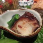 季旬 鈴なり - 蛸の柔らか煮