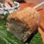 季旬 鈴なり - 穴子の棒寿司