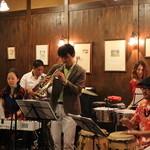 カフェ サルーテ - 2012   コンフント・セリオ  ライブ