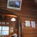 2920258 - 【農村食堂 こぶしの家】店内。ウッディーながら、庶民的雰囲気♪