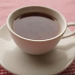 風流カフェ - 食後のコーヒー。