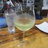 キュラソー - ドリンク写真:せっかくイタリア料理のお店に来たのでワインで乾杯です。