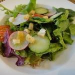 ハーブス - ランチのサラダ