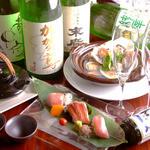 割烹 田一 - 料理写真:美味コース 7,500円