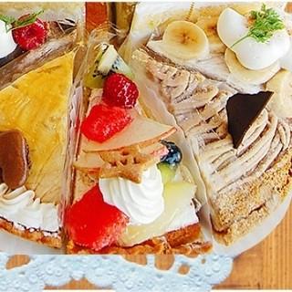 【パティシエ手作り】自家製ケーキは400円~