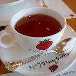2921688 - ☆温かい紅茶も…カップが可愛いです(*^^)v☆