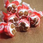 ローザー洋菓子店 - 珈琲チョコレート(1袋10個入り)950円。