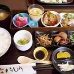 いっしょう - 日替わり定食:これで830円とは恐れ入りました【2014.7月】