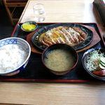 きそば 札幌 小がね - かつ丼(1,000円)