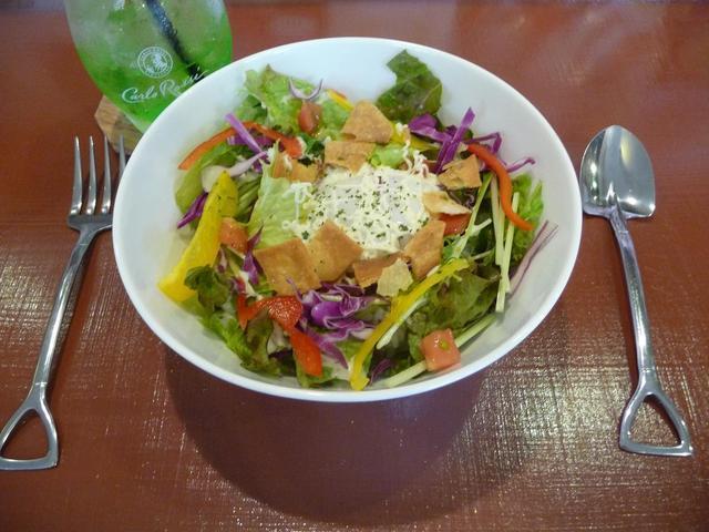 cafe&dinning hidama - ランチ・タコライス