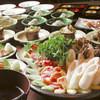 ひない小町 - 料理写真:きりたんぽ鍋コース