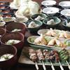 ひない小町 - 料理写真:串5種コース