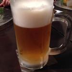 魚家 - 小江戸ビールの伽羅が飲み放題‼︎