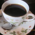 菓子と珈琲 朔 - ホットコーヒー