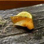 鮨処 喜楽 - つぶ貝