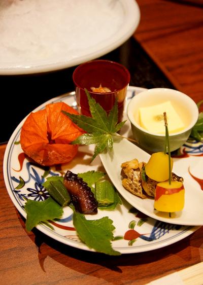 京都 瓢喜 銀座三丁目店の料理の写真