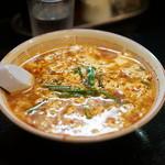 辛麺屋 輪 - 辛麺5倍