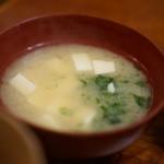 高七 - 味噌汁