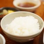 高七 - ご飯