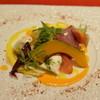 リストランテ ミヤモト - 料理写真:前菜