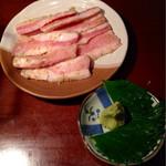 闇市肉酒場 - 2014.7 豚トロ ¥630(外税)