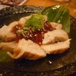 串もんてき - サッパリ梅ジュレの自家製煮豚