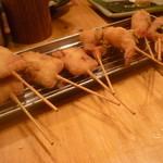 串もんてき - 豚かつ、海老しそかつ