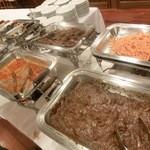 グランラセーレ米子 - 料理写真:肉・パスタ