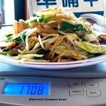 29229167 - 野菜炒め大盛り:側面図 by ももち