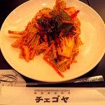 韓国家庭料理 チェゴヤ - 白菜のサラダ