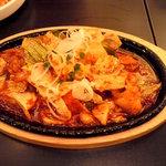 韓国家庭料理 チェゴヤ - ホルモン焼き