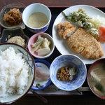 コバト - 料理写真:★とんかつ定食★