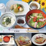 吉野本葛 天極堂 - 季節の膳コース