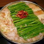 博多もつ鍋おおやま - 【もつ鍋(味噌) 1190円】