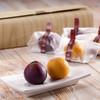 鞠智 - 料理写真:【カフェ】【菓子舗】ひとつひとつ手づくりで作ったスイートポテト。カフェはもちろん、併設のお土産屋でも販売。
