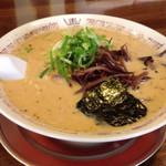 十代目 哲麺 - 味噌味です